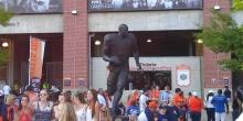 Cam Newton Heisman Statue