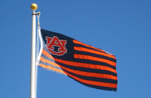 United States of Auburn Flag